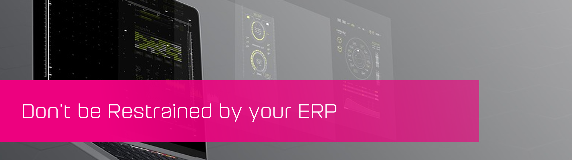 KCS SA - Blog - Dont be Restrained by your ERP