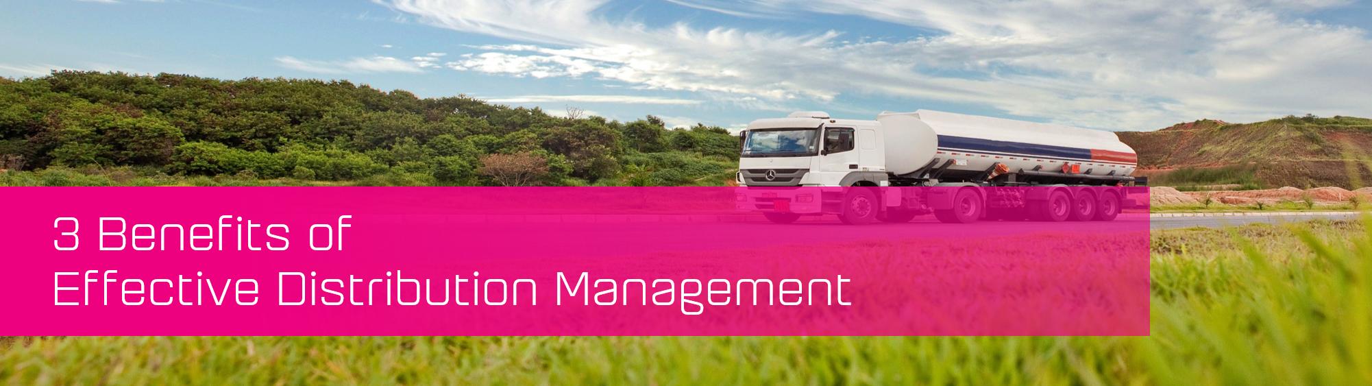 KCS SA - Blog - Effective distribution management banner