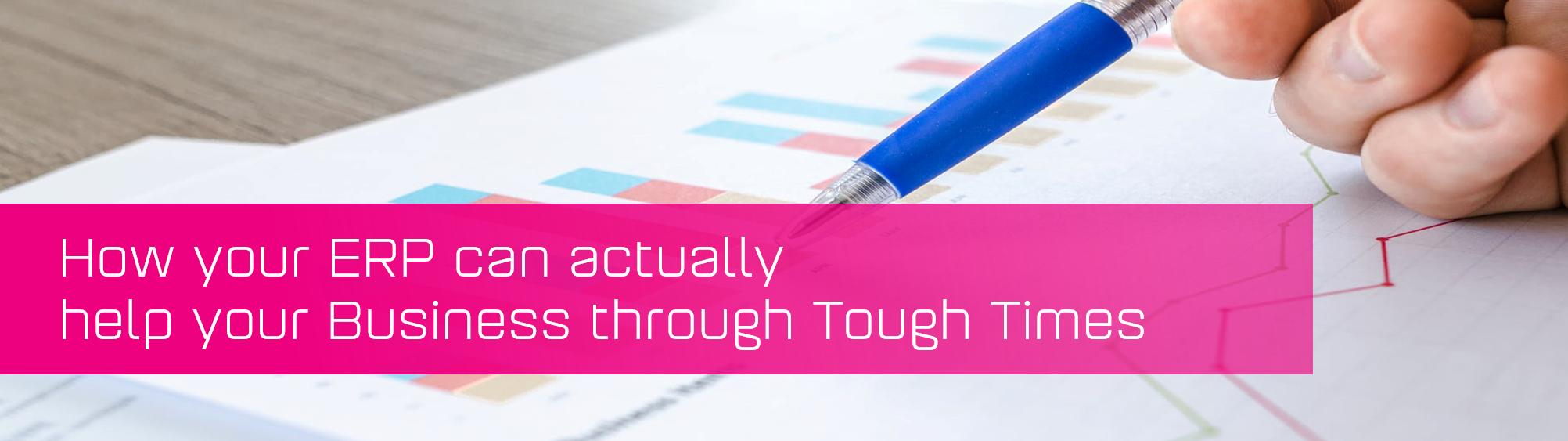KCS SA - Blog - How your ERP can actually help your Business through Tough Times banner