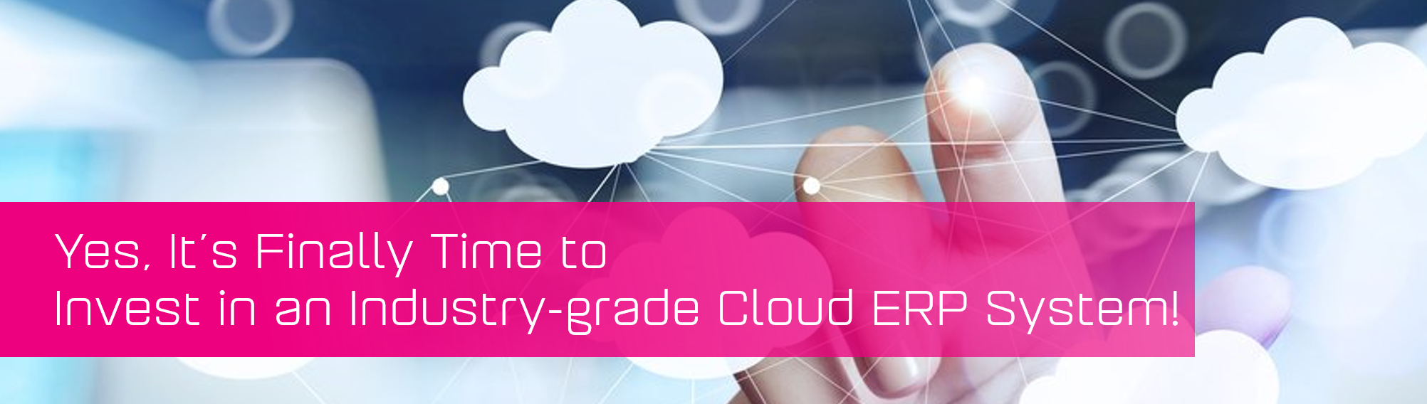 KCS SA - Blog - Invest in Cloud ERP System