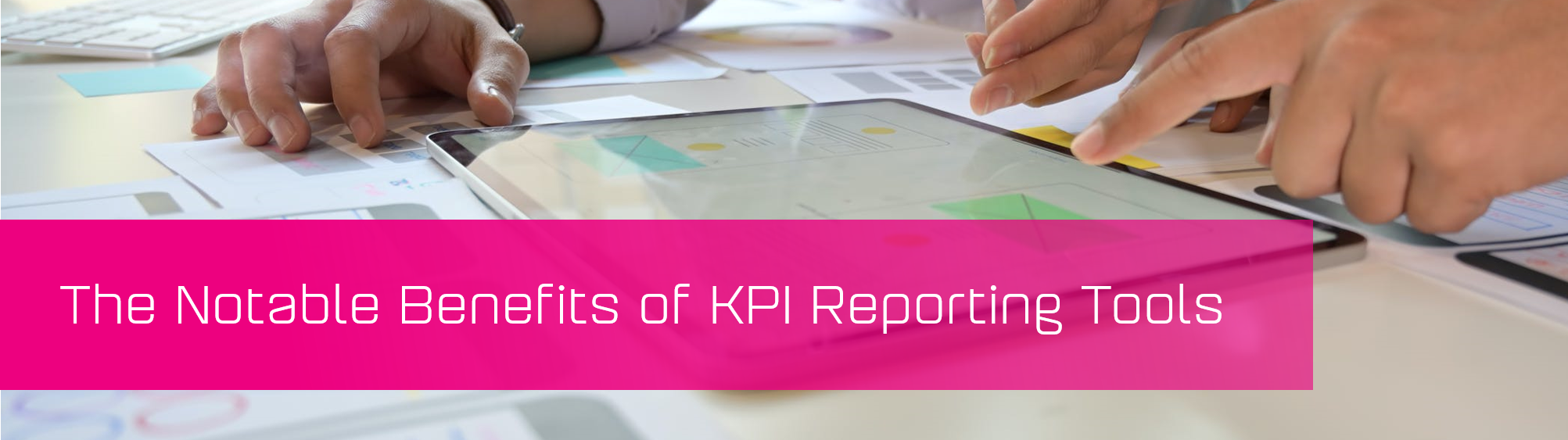 ERP Software KPI Reporting Tools