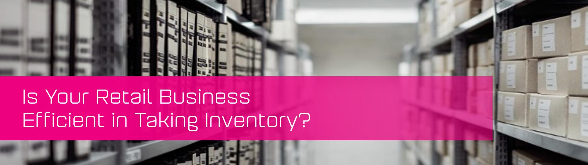 KCS SA - Blog - efficient inventory taking image