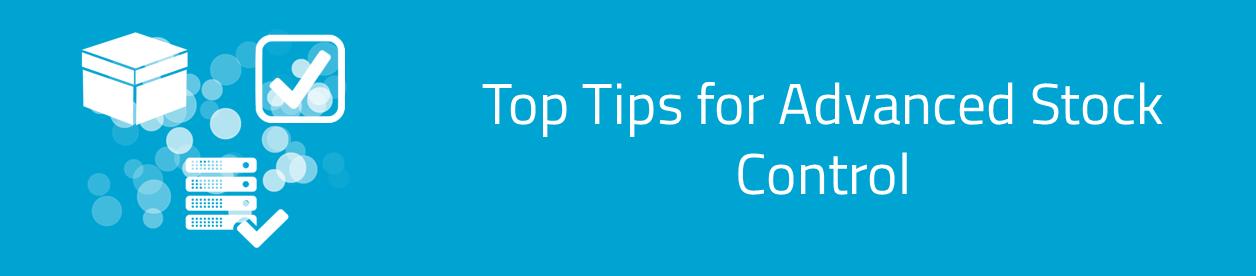 KCS SA Blog - Top tips for Stock Control
