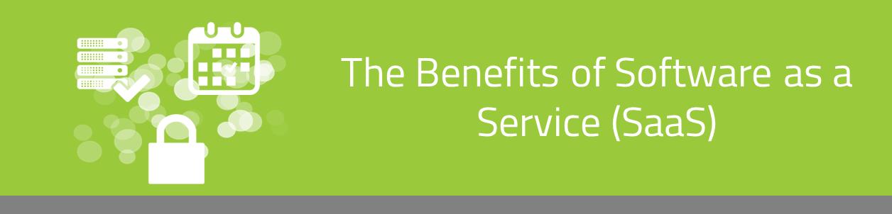 KCS SA Blog - benefits of SaaS